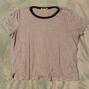 Full Tilt Stripped Shirt